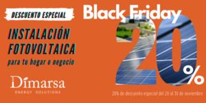 Descuento 20% Black Friday Dimarsa